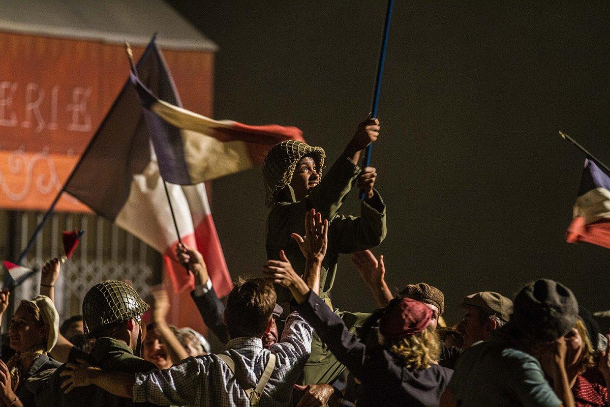 Dans la nuit, Liberté : Liberté !